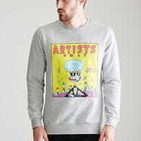 SpongeBob x Mina Kwon Artists Only Squidward Sweatshirt