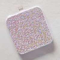 Discotheque iPhone Backup Battery by Ban.do Silver One Size Jewelry