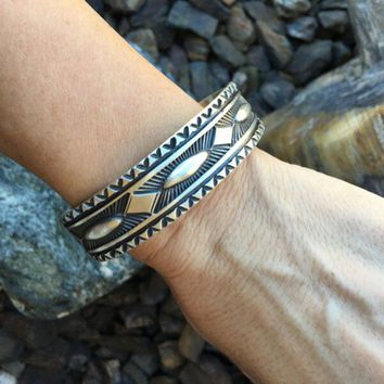Moorish Bracelet Bangle Cuff Native American Jewelry