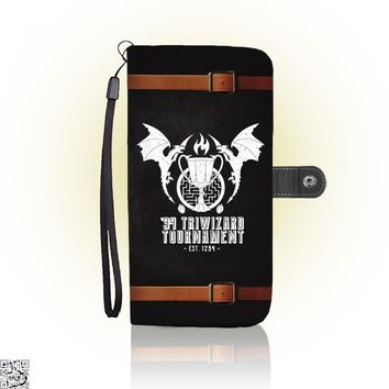 94 Triwizard Tournament, Harry Potter Wallet Case