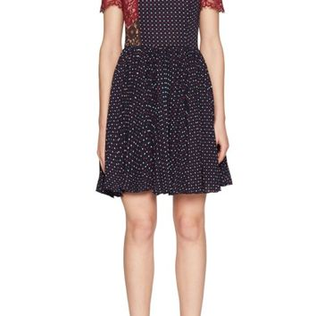 French Connection Phoebe Fit & Flare Dress | Nordstrom