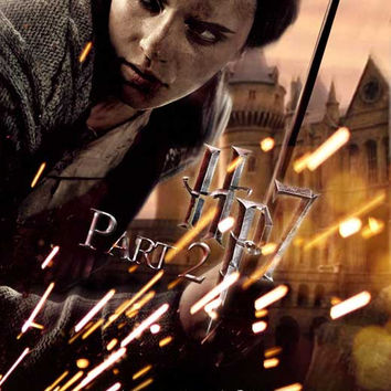 Harry Potter and the Deathly Hallows: Part II 11x17 Movie Poster (2011)