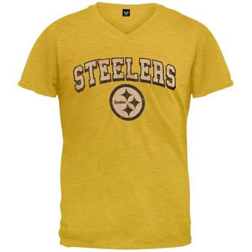 DCCKU3R Pittsburgh Steelers - JV Premium Scrum T-Shirt