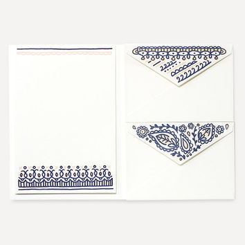 Letterquette, Pressed Mehndi (12 pcs / set)