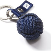 Sperry Top-Sider Sperry Top-Sider Monkey Fist Key Chain Navy, Size One Size  Women's