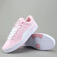 Trendsetter Puma Suede S  Women Men Fashion Casual Old Skool Low-Top  Shoes