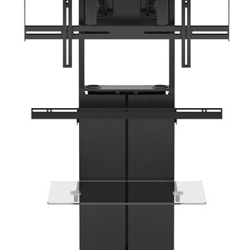 Totem Pedestal Stand with Swivel