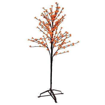 "Halloween Tree - 66 ""  - Black"