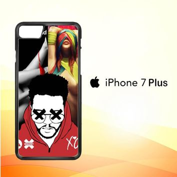 the weeknd Y2279 iPhone 7 Plus Case