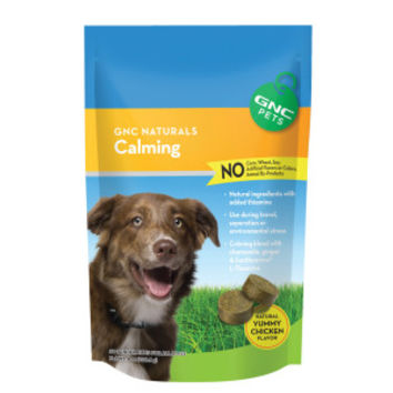 GNC Naturals Calming Dog Wafers | Stress & Anxiety Relief | PetSmart