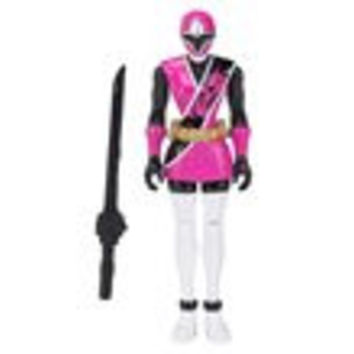 Power Ranger Ninja Steel Pink Ranger 5-Inch Action Figure