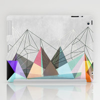 Colorflash 3 iPad Case by Mareike Böhmer Graphics