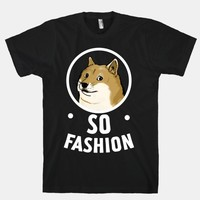 Doge: So Fashion!