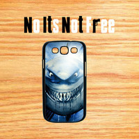 Finding Nemo Shark S3 Galaxy i9300 case Samsung case Funny Android case