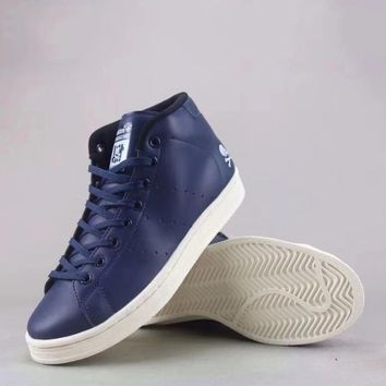 Official Mid 80s Undftd X Adidas Fashion Casual High-Top Old Skool Shoes-3