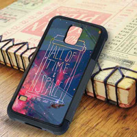 Tardis Space Dr Who Samsung Galaxy S5 Case