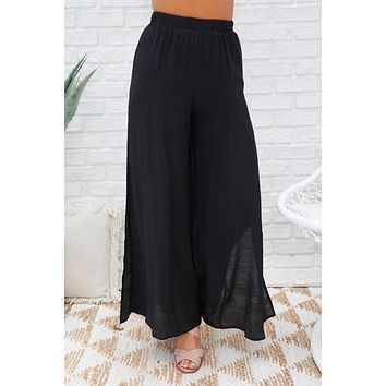 Flow With Me Pants (Black)