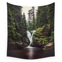 Society6 Pure Water Wall Tapestry