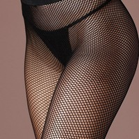 Fishnet Pantyhose Two-Pack