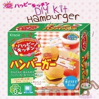 Happy Kitchen DIY Hamburger Kit - Kawaii Land