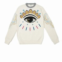 KENZO BIG EYE SWEATER - MEN - KENZO - OPENING CEREMONY