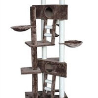 Seattle Washington Cat Tree Furniture with Extra Scratching Pad