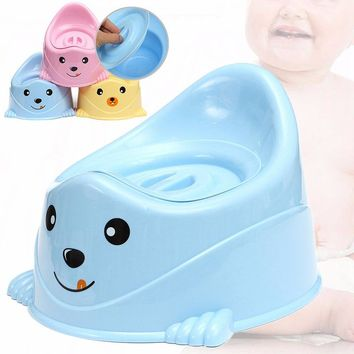Portable Car Children Boys Girls Baby Potty Toilet Seat Kids Potty Trainers Care Cover Urinal Chair Bathroom Products