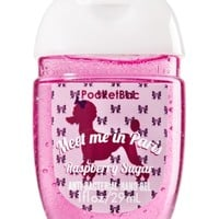 PocketBac Sanitizing Hand Gel Meet Me in Paris