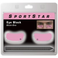 SportStar Pink Eye Black Stickers w/ Pencil - Dick's Sporting Goods