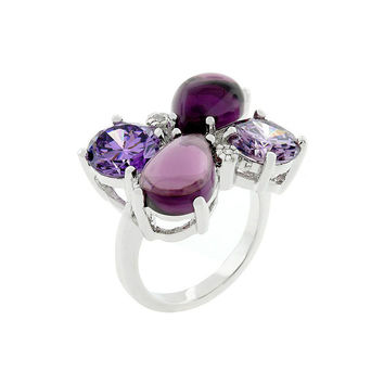 Blooming Cocktail Ring