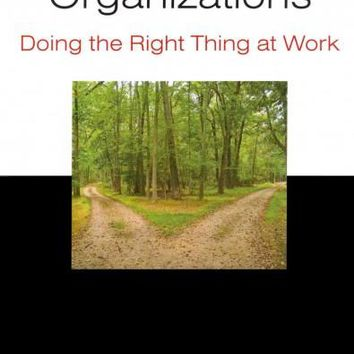 Moral Courage in Organizations: Doing the Right Thing at Work: Moral Courage in Organizations