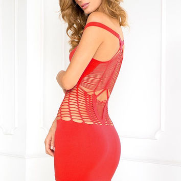 Perfect Coverage Seamless Dress in OS