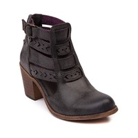 Womens Roxy Lena Cut Out Boot