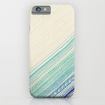 Ocean's Edge iPhone & iPod Case by Tangerine-Tane