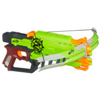 Nerf Zombie Strike Crossfire Bow Toy | Blaster Toys for ages 8 YEARS & UP | Hasbro