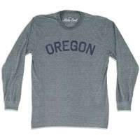 Oregon City Vintage Long Sleeve T-Shirt