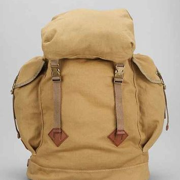 All-Son Peaks Rucksack- Khaki One