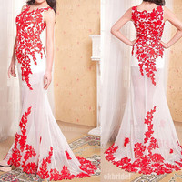 dresses for prom, sexy red prom dresses, prom dresses on sale, prom dresses 2014, sexy prom dresses, cheap prom dresses, RE375