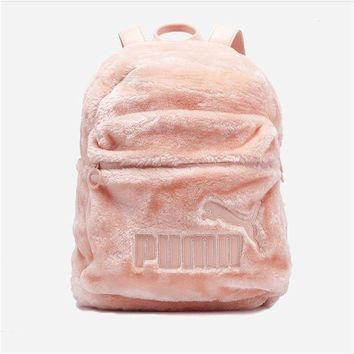 DCCKSP2 PUMA Wns Fur Backpack