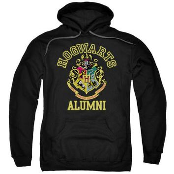 Harry Potter Hogwarts Alumni Licensed Adult Hoodie