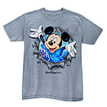 Mickey Mouse Peek-a-Boo Tee for Baby - Walt Disney World
