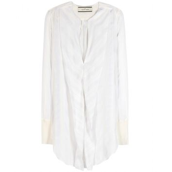 by malene birger - irama silk blouse