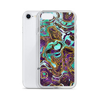 Pattern LXXVIII - iPhone X - 8 Plus - 7 Plus - 6s - Flexible Case