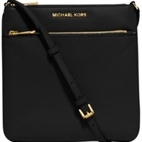 MICHAEL Michael Kors Riley Small Flat Crossbody | macys.com