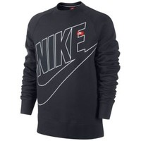 Nike Ace Crew Large Logo - Men's