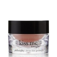 kiss me tonight | intense lip therapy | philosophy eye & lip care