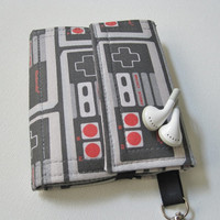 Nerd Herder gadget wallet in Control Freak for iPhone 5, Android, Samsung Galaxy, digital camera, smartphone, guitar picks