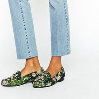 ASOS MINERAL Wide Fit Loafers at asos.com
