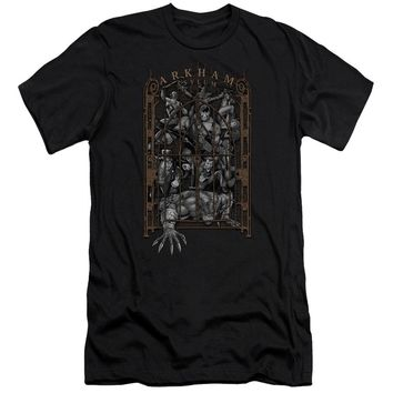 Batman - Arkham's Gate Short Sleeve Adult 30/1