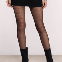 Geneive Fishnet Tights